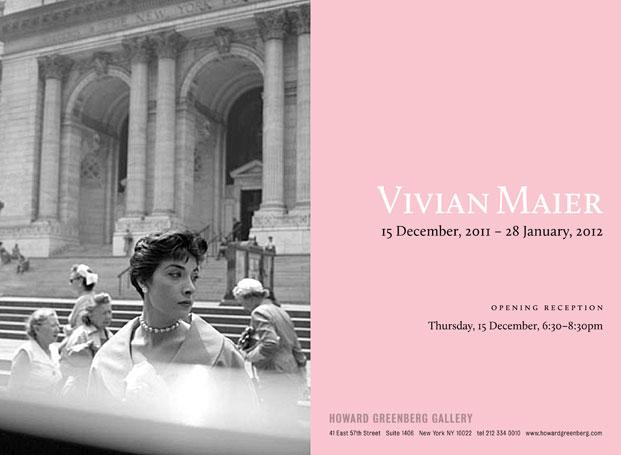 Vivian Maier Opening Reception at Howard Greenberg Gallery